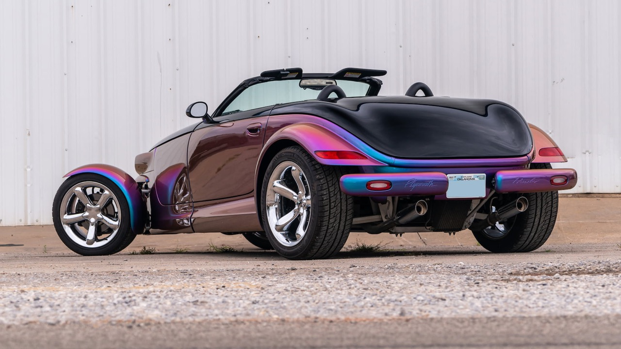 Plymouth Prowler... Bouquet final ! 40