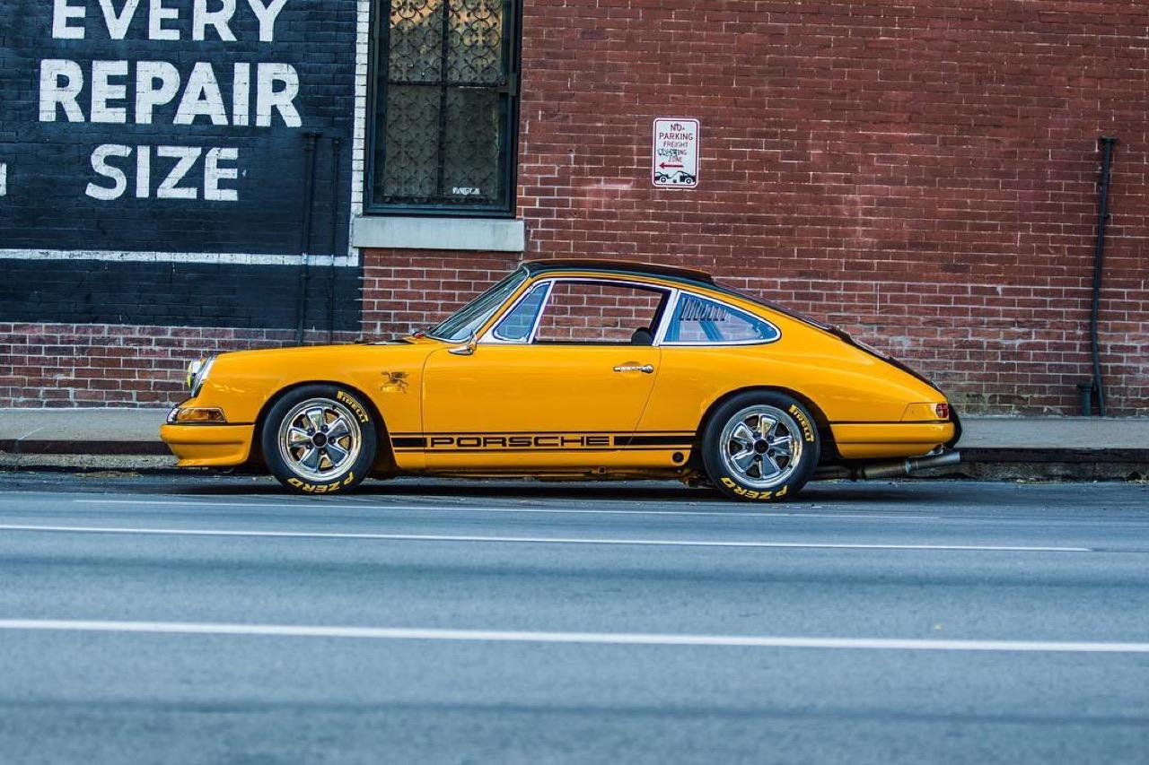 '67 Porsche 911 2.7 S R - R comme Outlaw ! Enfin presque... 34