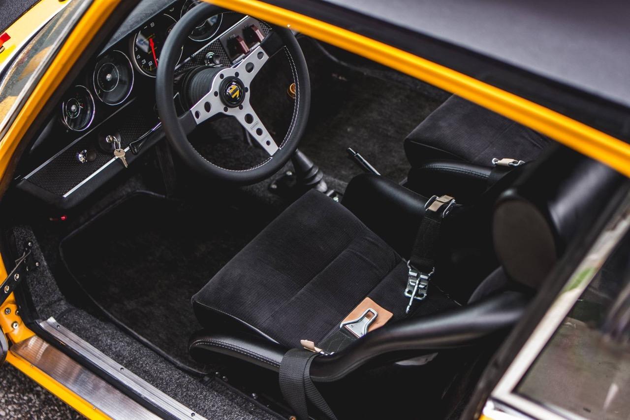 '67 Porsche 911 2.7 S R - R comme Outlaw ! Enfin presque... 13
