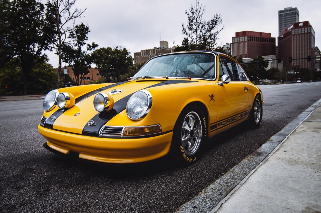 '67 Porsche 911 2.7 S R - R comme Outlaw ! Enfin presque... 31