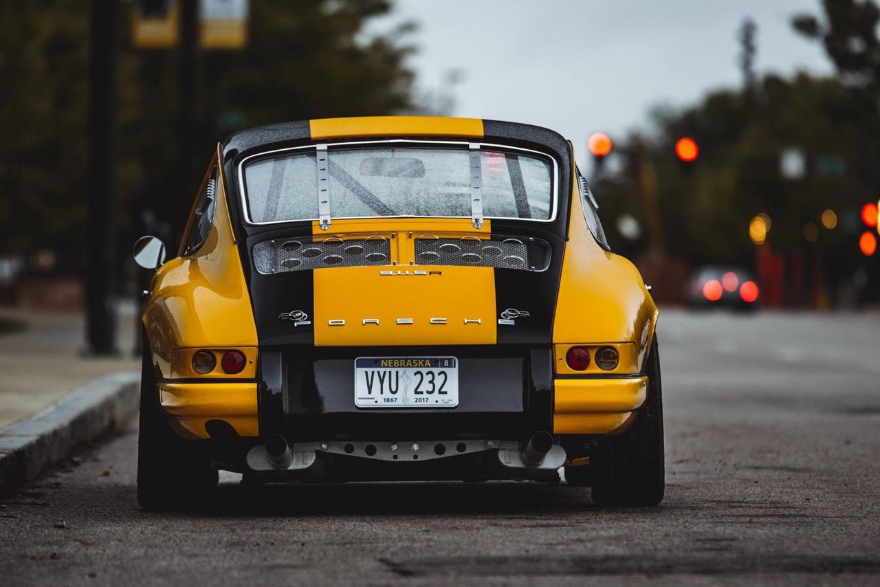 '67 Porsche 911 2.7 S R - R comme Outlaw ! Enfin presque... 17