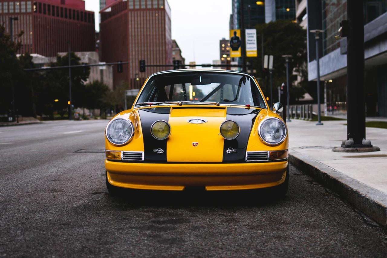 '67 Porsche 911 2.7 S R - R comme Outlaw ! Enfin presque... 7