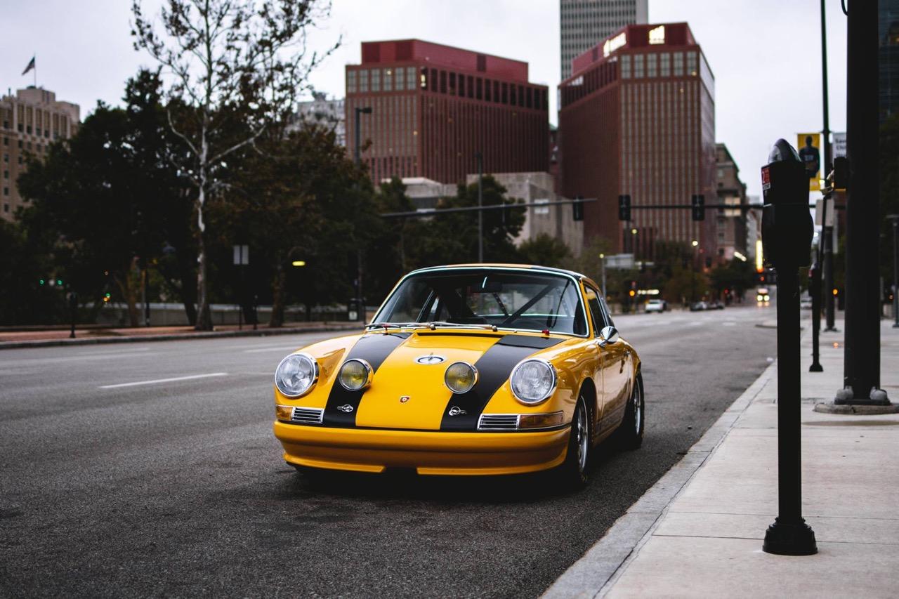 '67 Porsche 911 2.7 S R - R comme Outlaw ! Enfin presque... 16