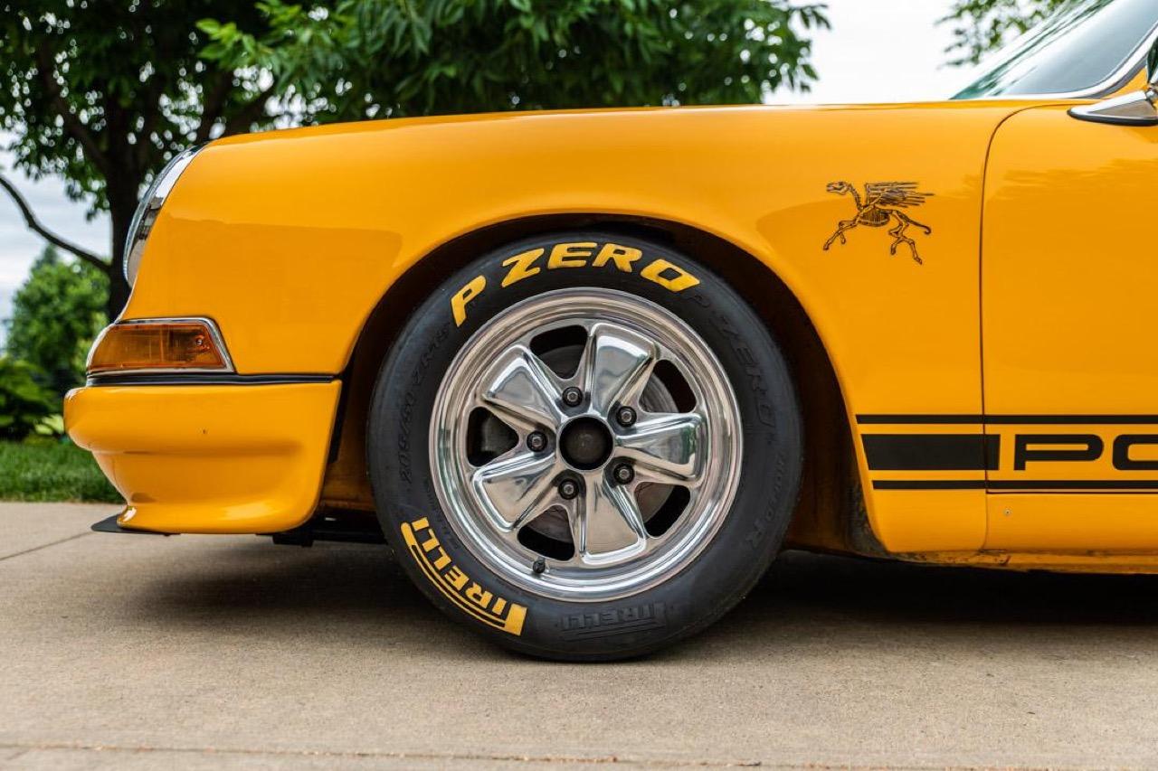 '67 Porsche 911 2.7 S R - R comme Outlaw ! Enfin presque... 11