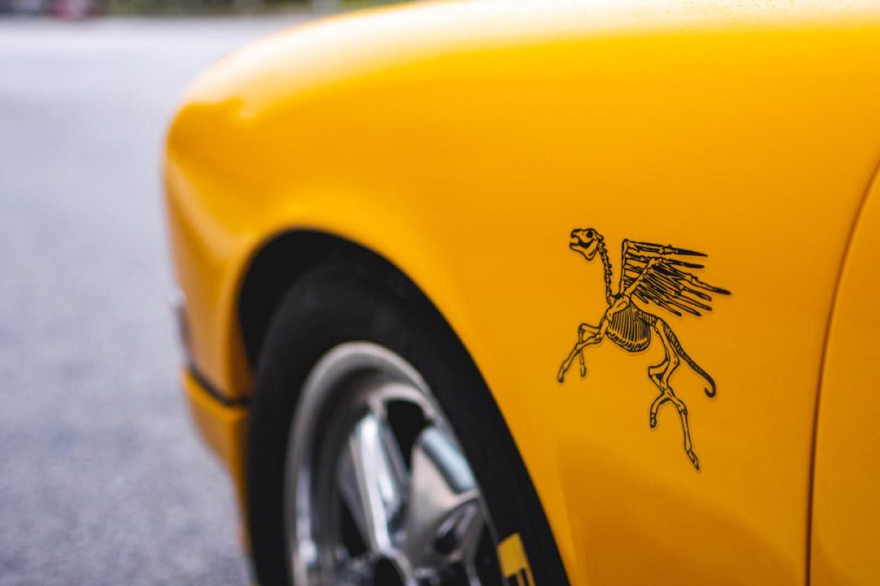 '67 Porsche 911 2.7 S R - R comme Outlaw ! Enfin presque... 4