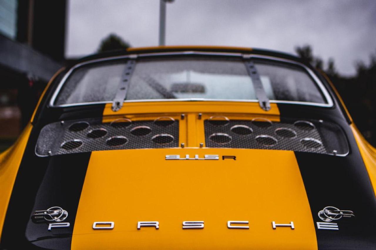 '67 Porsche 911 2.7 S R - R comme Outlaw ! Enfin presque... 3