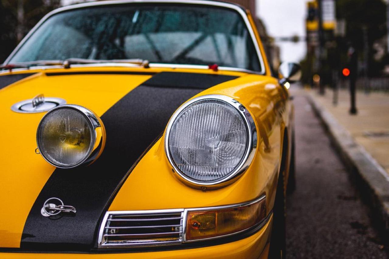 '67 Porsche 911 2.7 S R - R comme Outlaw ! Enfin presque... 2