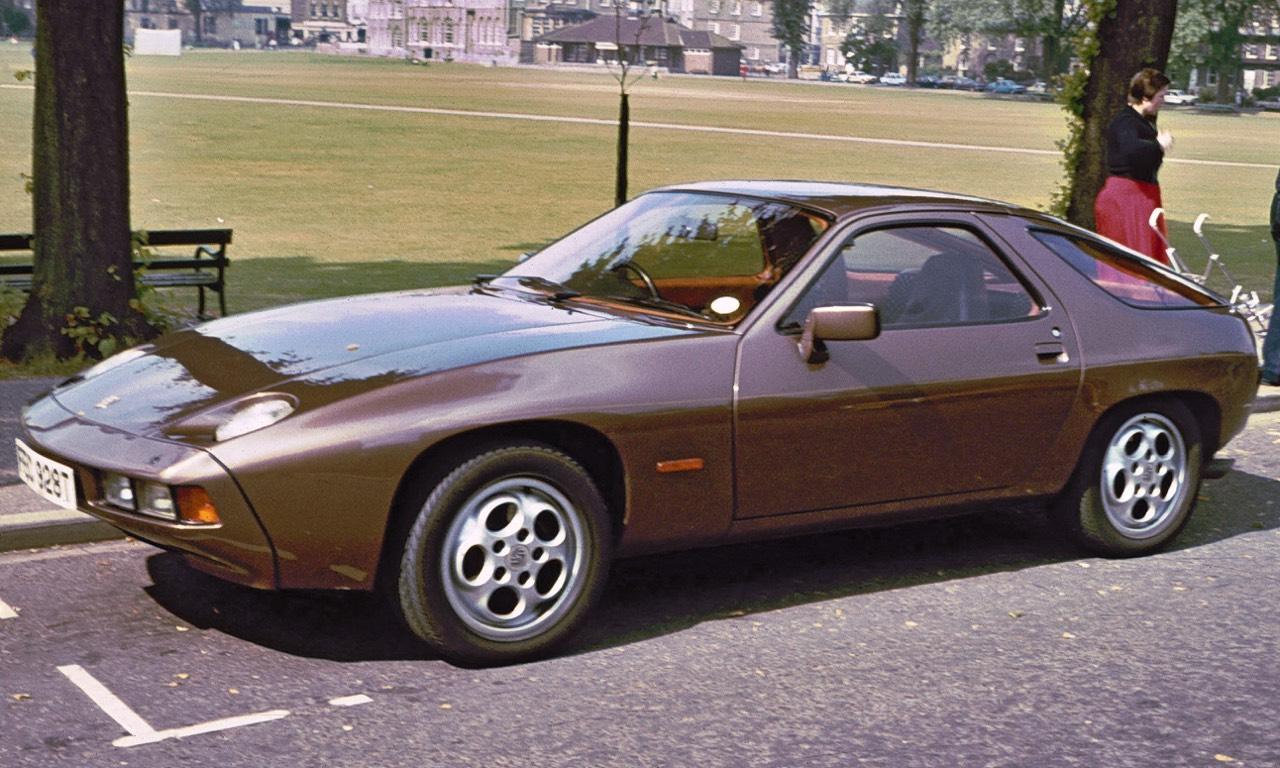 Porsche 928... Et si la meilleure des Porsche c'était elle ?! 7