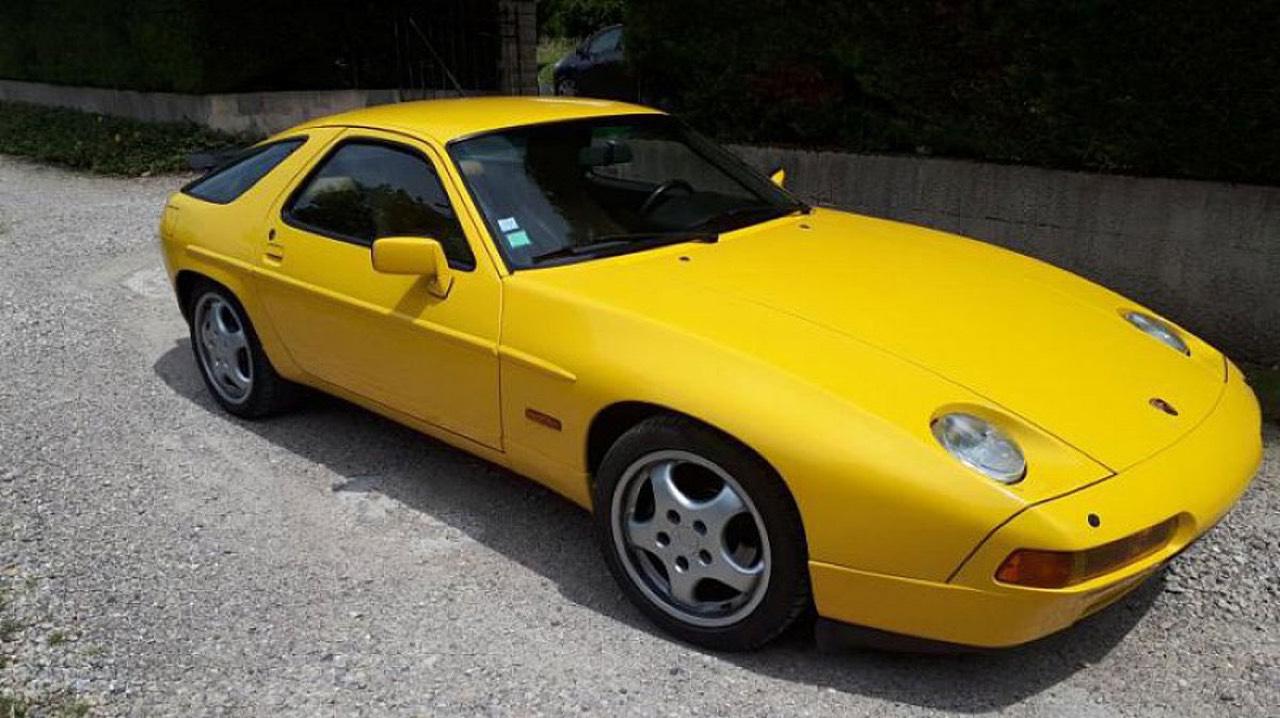 Porsche 928... Et si la meilleure des Porsche c'était elle ?! 16