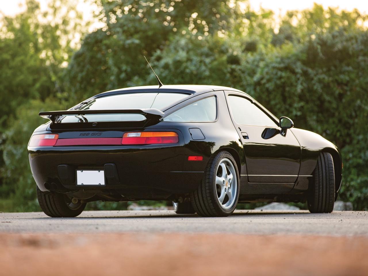 Porsche 928... Et si la meilleure des Porsche c'était elle ?! 18