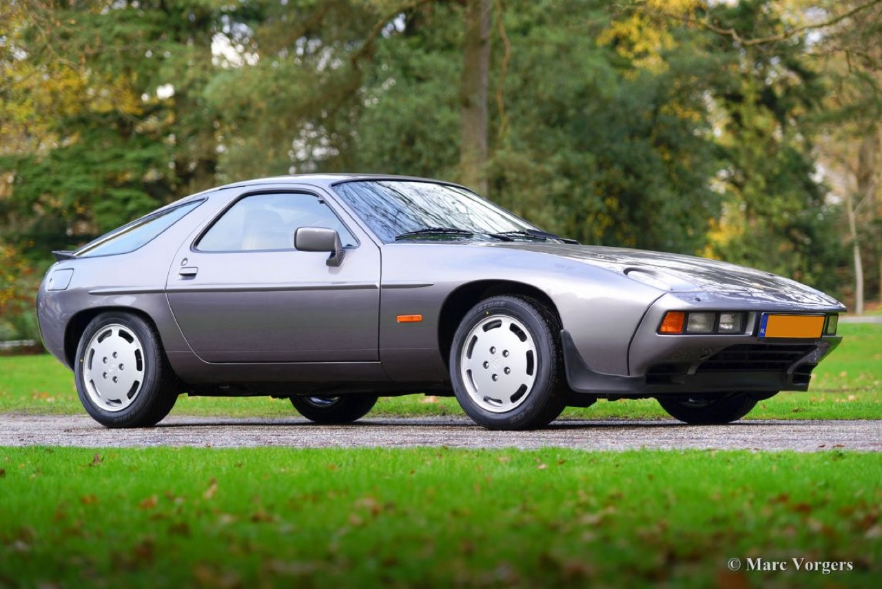 Porsche 928... Et si la meilleure des Porsche c'était elle ?! 10
