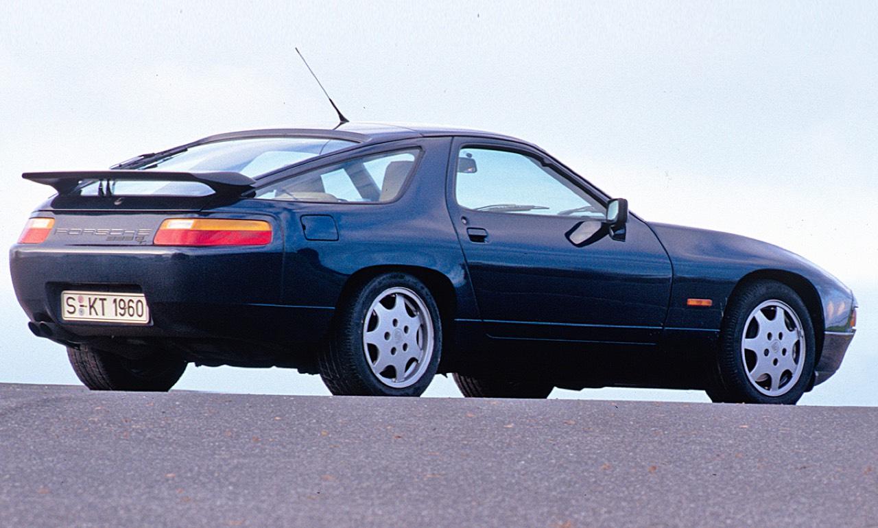 Porsche 928... Et si la meilleure des Porsche c'était elle ?! 12