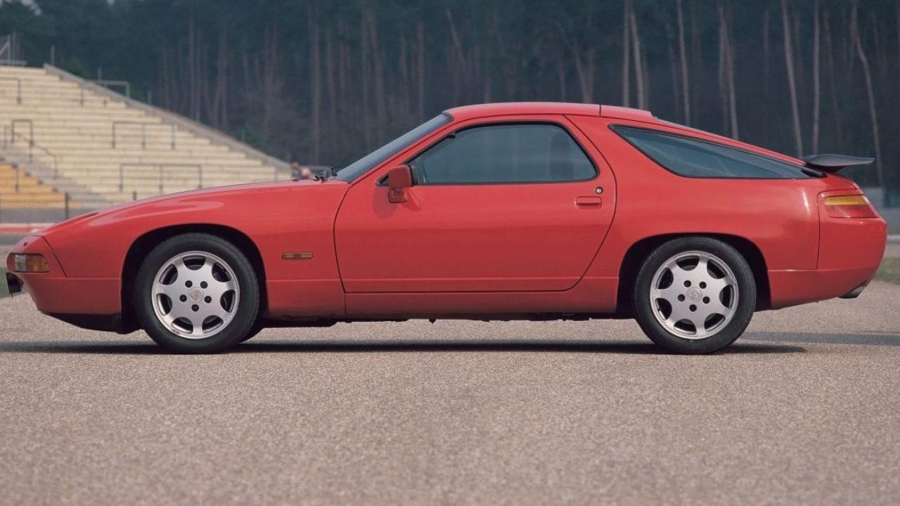 Porsche 928... Et si la meilleure des Porsche c'était elle ?! 15