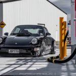 Porsche 964... Courant d'air !