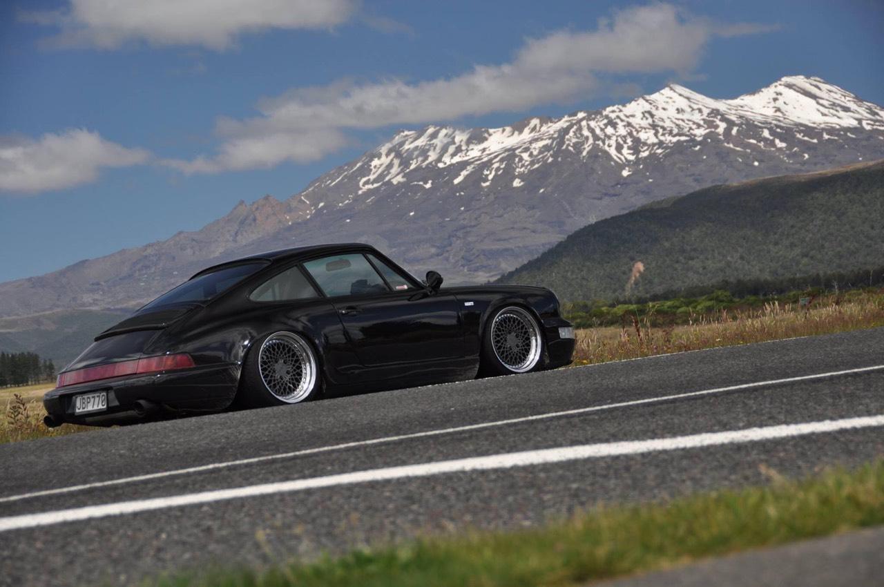 Porsche 964... Courant d'air ! 3