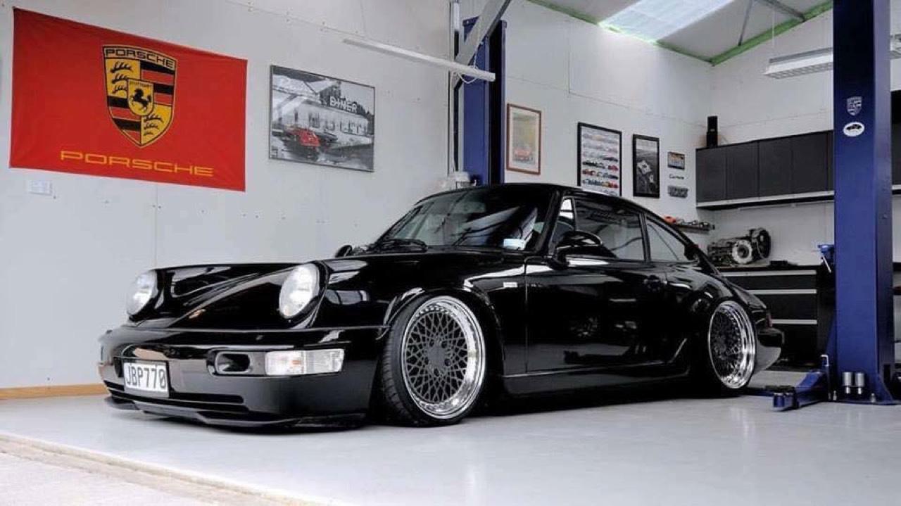Porsche 964... Courant d'air ! 4