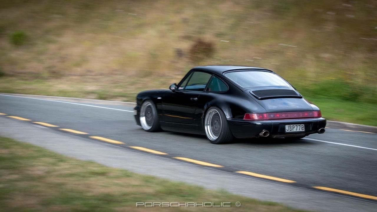 Porsche 964... Courant d'air ! 7