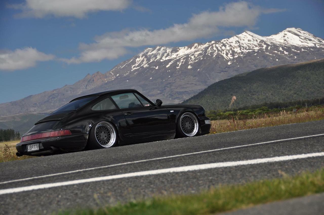 Porsche 964... Courant d'air ! 8