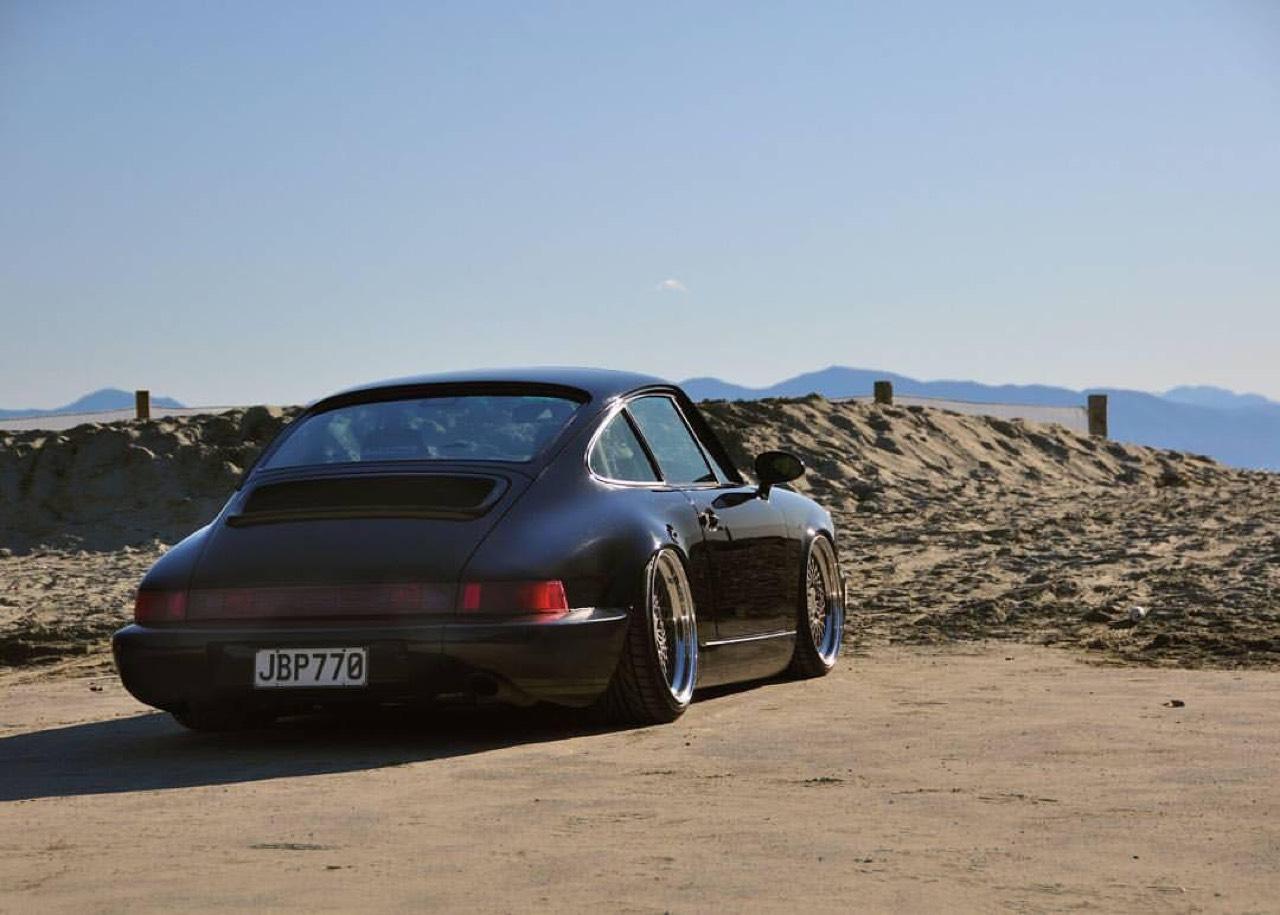 Porsche 964... Courant d'air ! 9