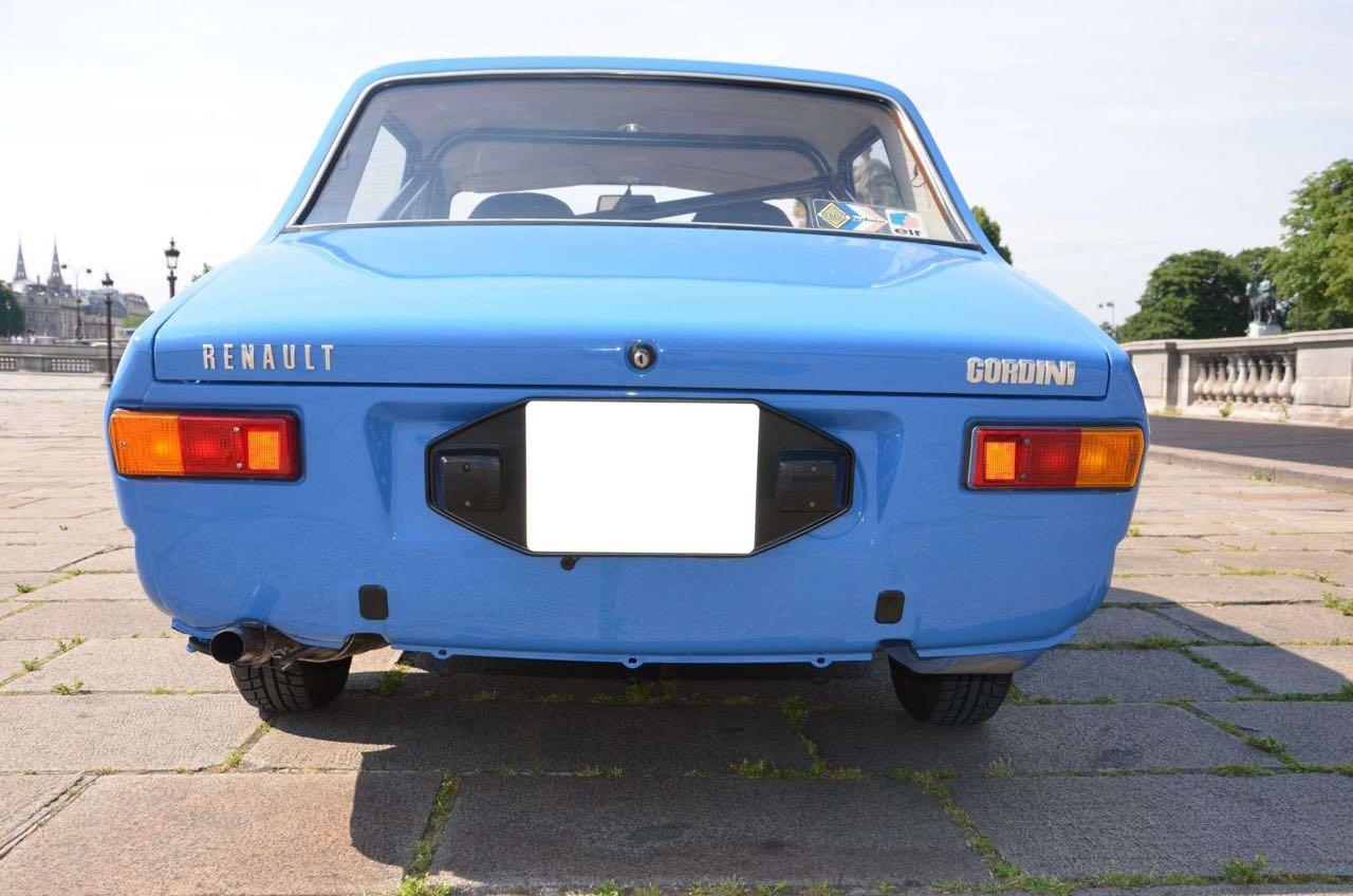 R12 Gordini... Oui, elle a existé ! 8