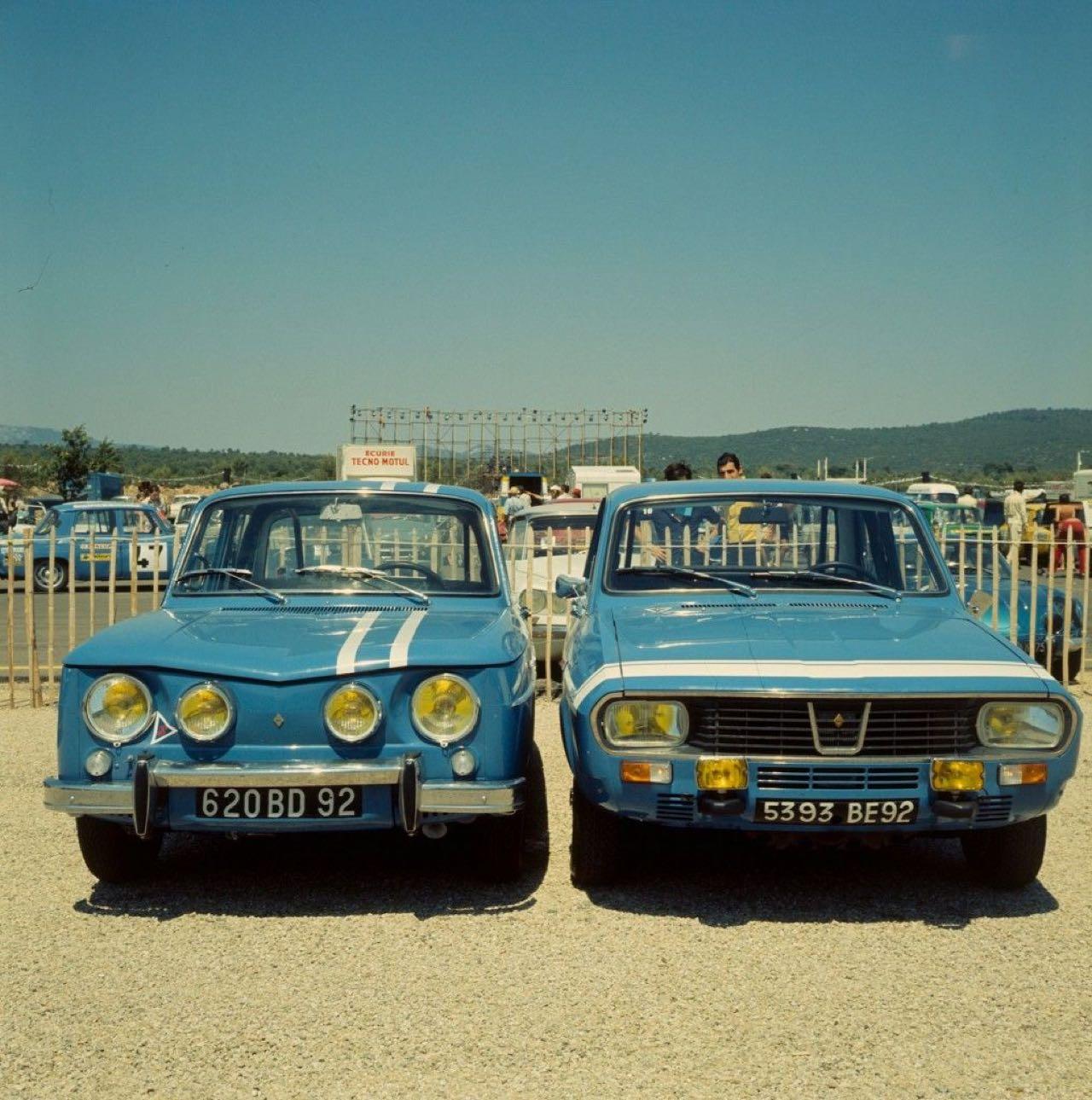 R12 Gordini... Oui, elle a existé ! 1