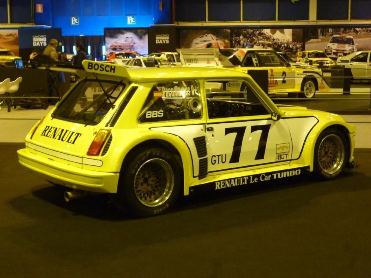 Renault Le Car Turbo GTU IMSA - De l'autre côté de l'Atlantique ! 5