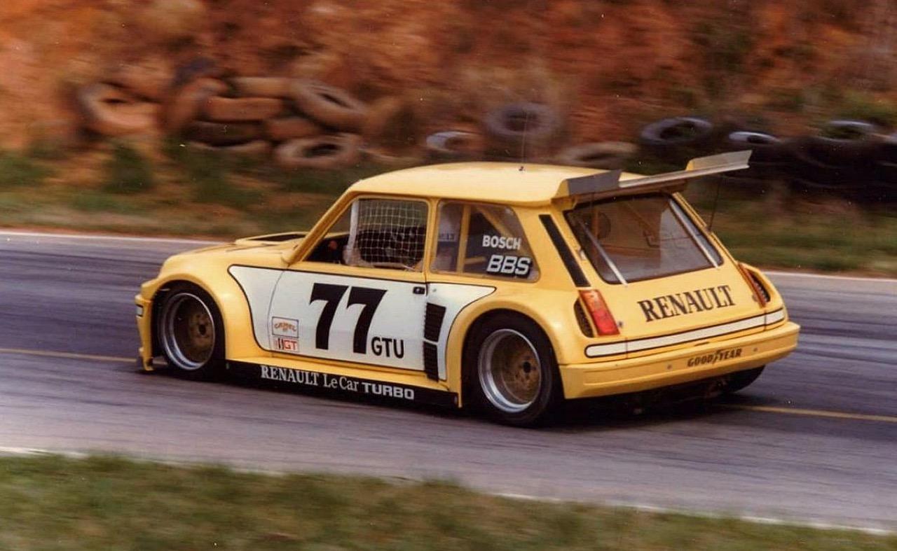 Renault Le Car Turbo GTU IMSA - De l'autre côté de l'Atlantique ! 7
