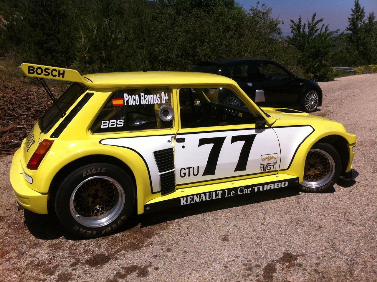Renault Le Car Turbo GTU IMSA - De l'autre côté de l'Atlantique ! 4