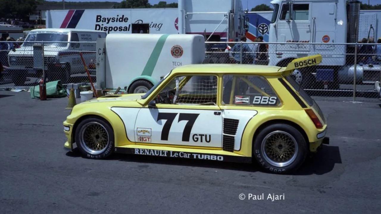 Renault Le Car Turbo GTU IMSA - De l'autre côté de l'Atlantique ! 3