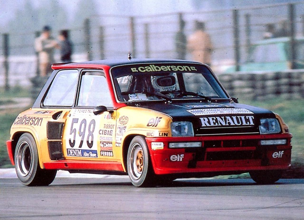 Renault Le Car Turbo GTU IMSA - De l'autre côté de l'Atlantique ! 2
