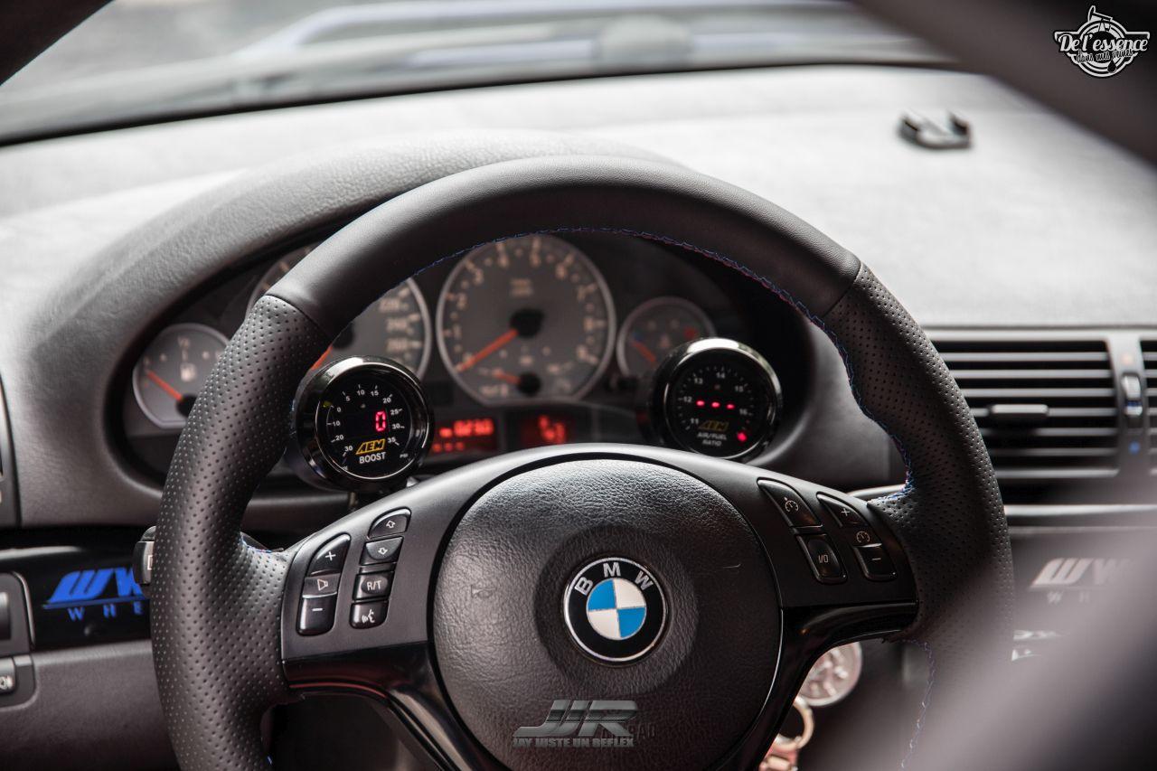 BMW M3 E46 Compresseur de Steve - Le retour de la Reine ! 35