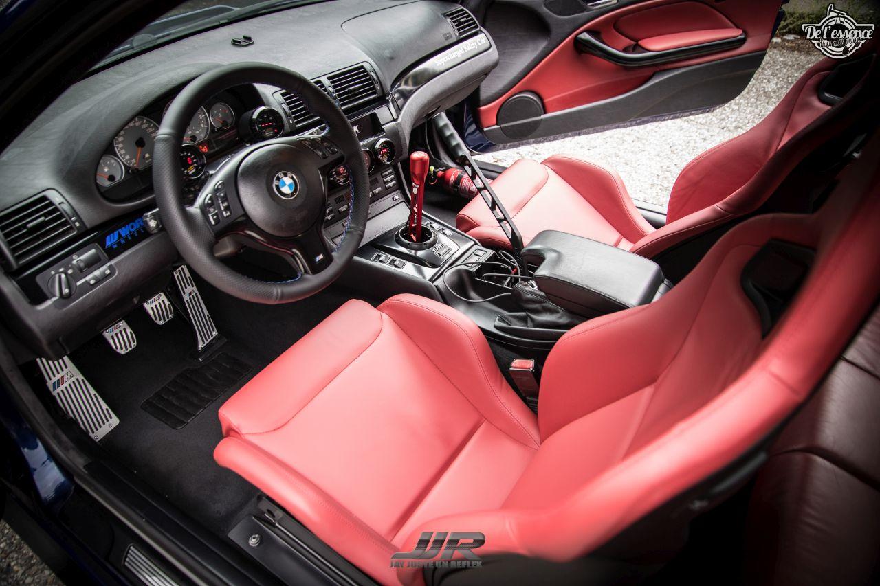 BMW M3 E46 Compresseur de Steve - Le retour de la Reine ! 42