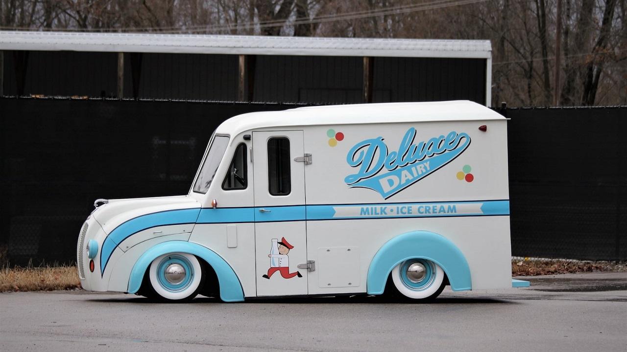 Divco Milk Truck - Got Milk ? 29
