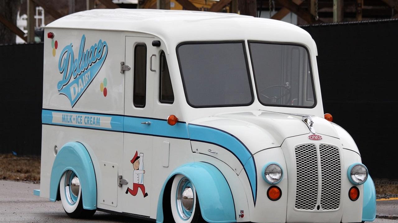 Divco Milk Truck - Got Milk ? 32
