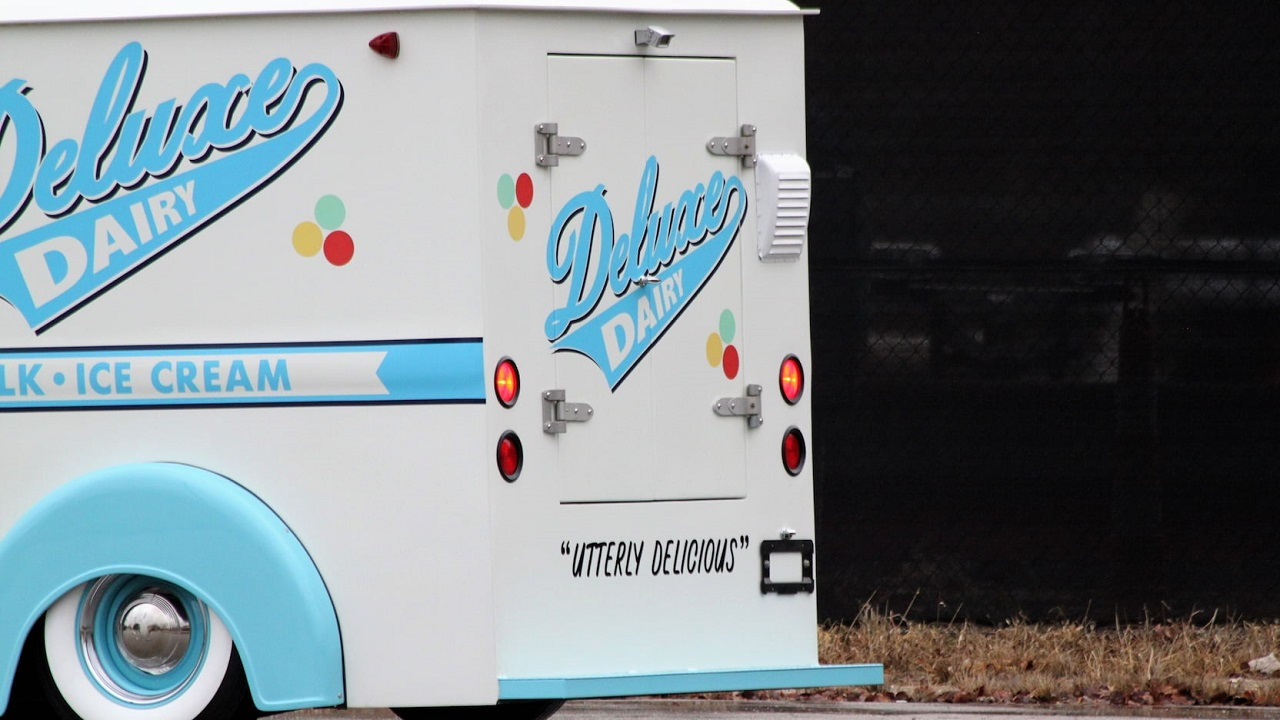 Divco Milk Truck - Got Milk ? 35