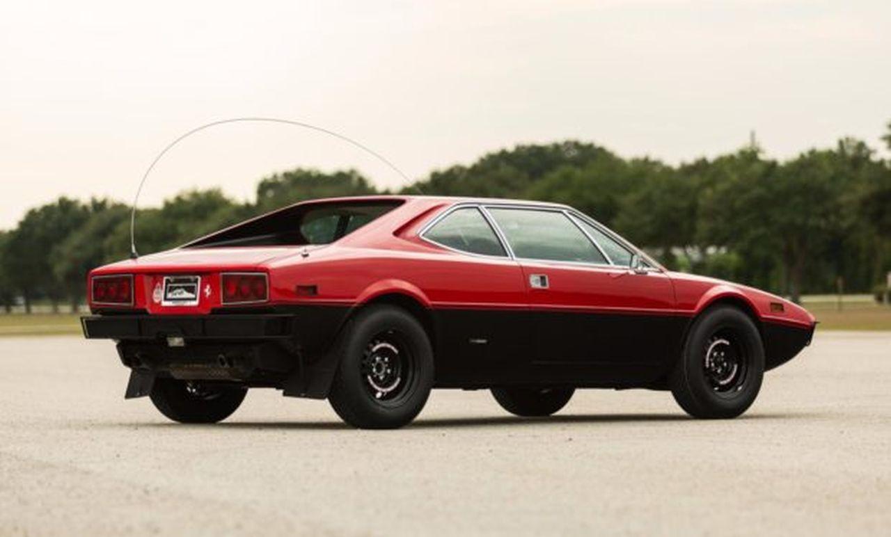 Ferrari GT4 Safari 1975 - En mode sale ! 4