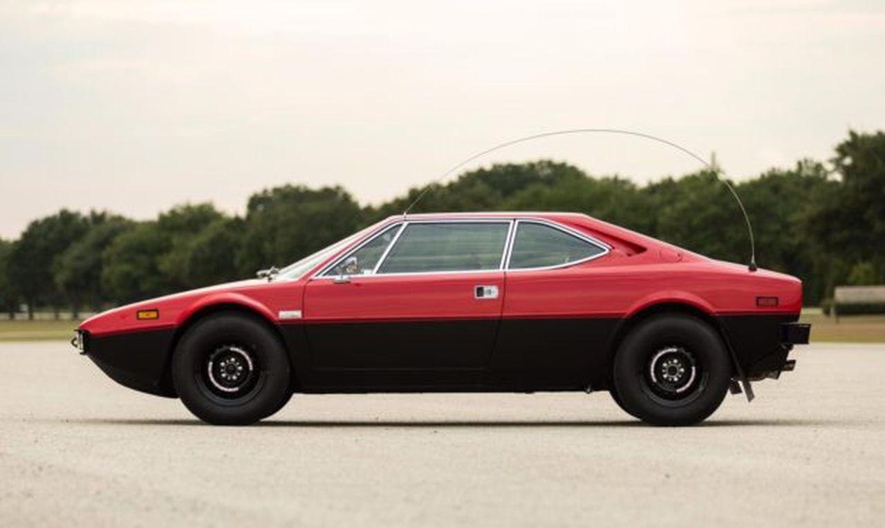 Ferrari GT4 Safari 1975 - En mode sale ! 1