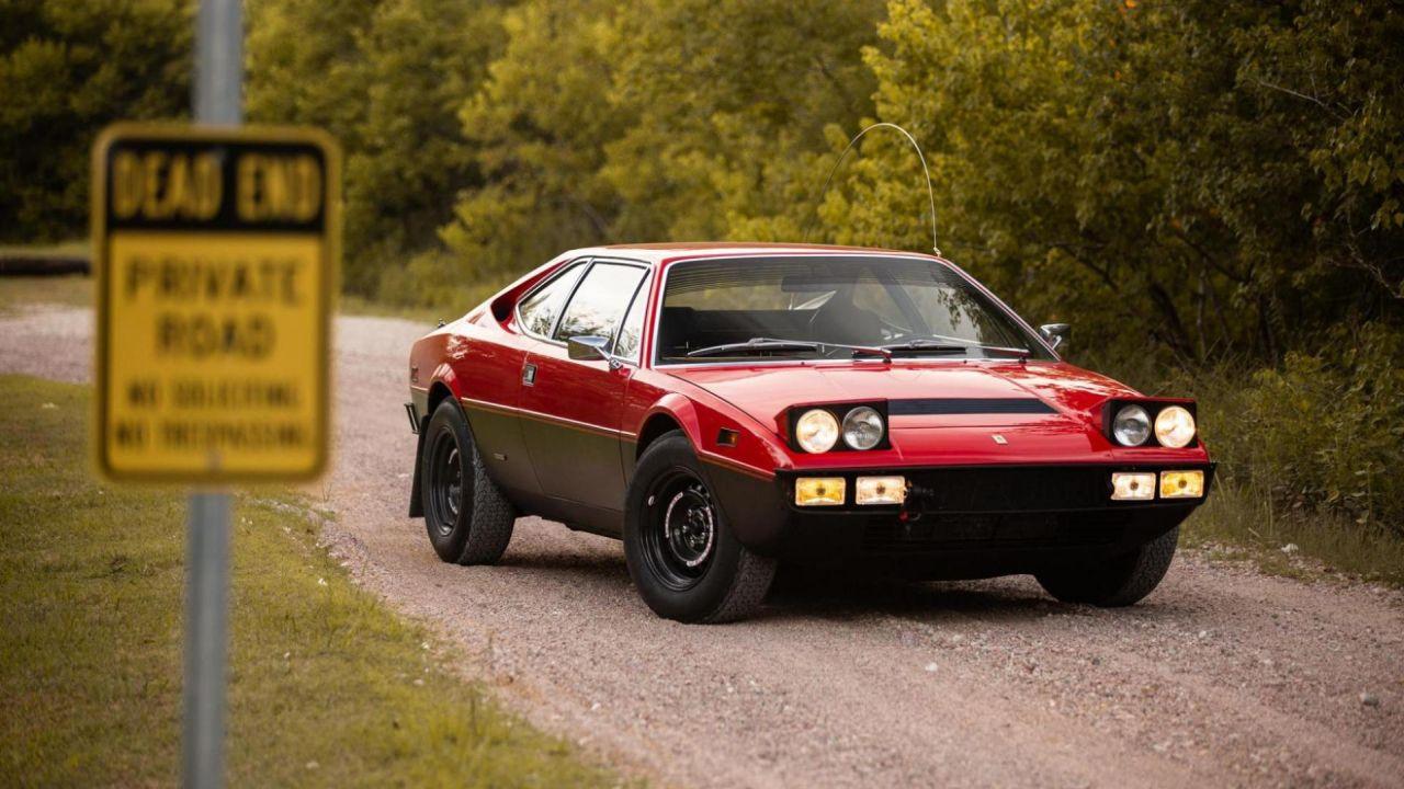 Ferrari GT4 Safari 1975 - En mode sale ! 6