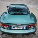L'Aston Martin DB7 d'Hedi - Champagne, petits fours et clef de 13... 14