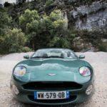 L'Aston Martin DB7 d'Hedi - Champagne, petits fours et clef de 13... 13