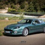 L'Aston Martin DB7 d'Hedi - Champagne, petits fours et clef de 13... 12