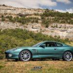 L'Aston Martin DB7 d'Hedi - Champagne, petits fours et clef de 13... 11