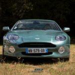 L'Aston Martin DB7 d'Hedi - Champagne, petits fours et clef de 13... 10
