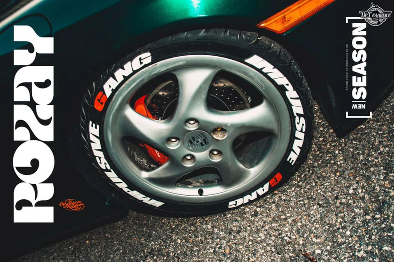La Porsche Boxster S de Guillaume - Champagne Shower ! 5