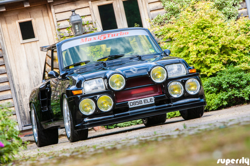 Renault R5 Maxi Turbo - Maxi or not Maxi ? 31