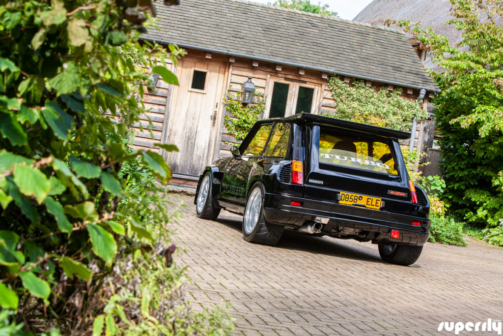 Renault R5 Maxi Turbo - Maxi or not Maxi ? 29