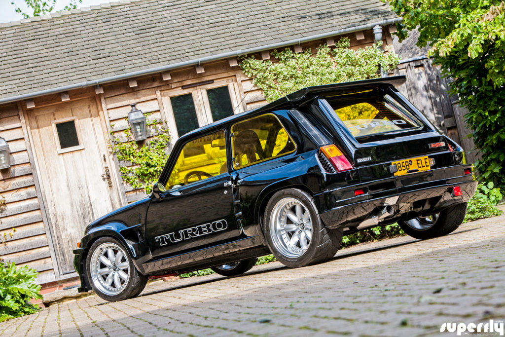 Renault R5 Maxi Turbo - Maxi or not Maxi ? 32