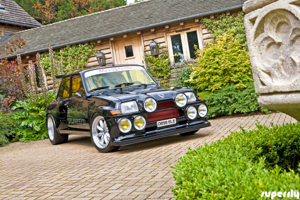 Renault R5 Maxi Turbo - Maxi or not Maxi ? 28
