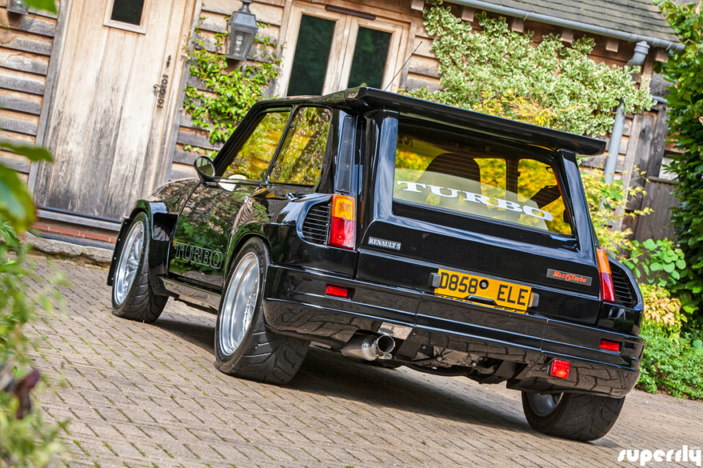 Renault R5 Maxi Turbo - Maxi or not Maxi ? 26