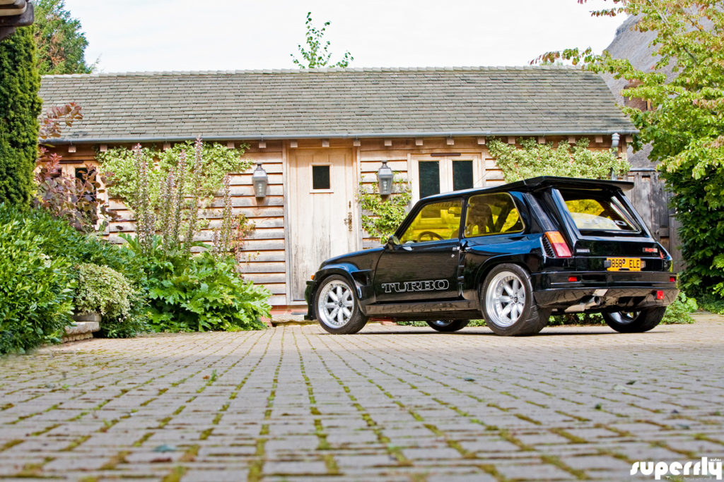 Renault R5 Maxi Turbo - Maxi or not Maxi ? 23